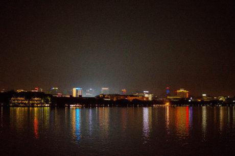 中国 西湖 写真