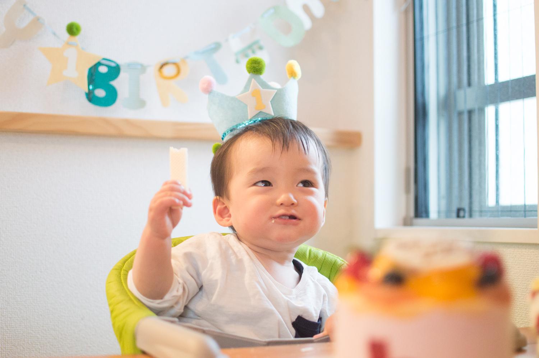 【息子1歳の誕生日】一升餅って何するの??